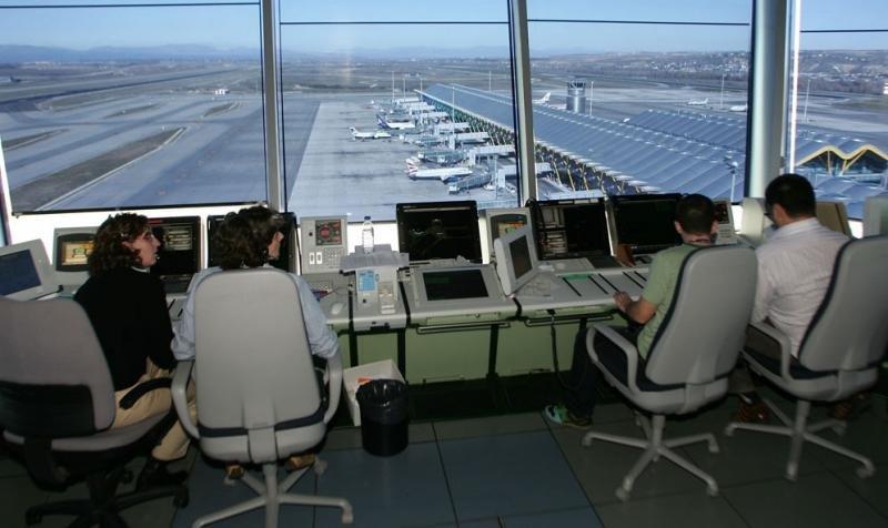 El tráfico aéreo comienza el año con un aumento record del 8%