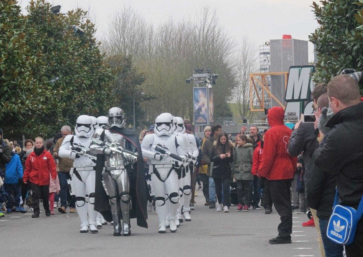 Desde el pasado 14 de enero el universo Star Wars tiene, por primera vez, su propia temporada en Disneyland París.