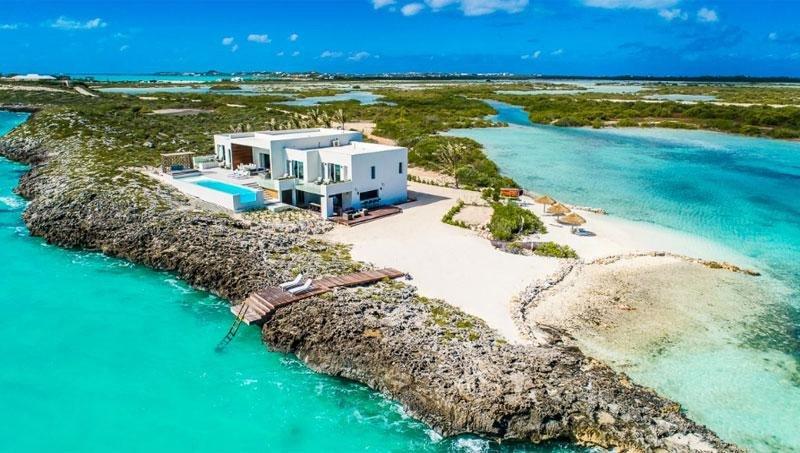 Una de las mansiones que oferta Luxury Retreats