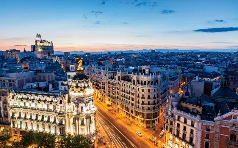 Los hoteles españoles han vivido un año récord en 2016.