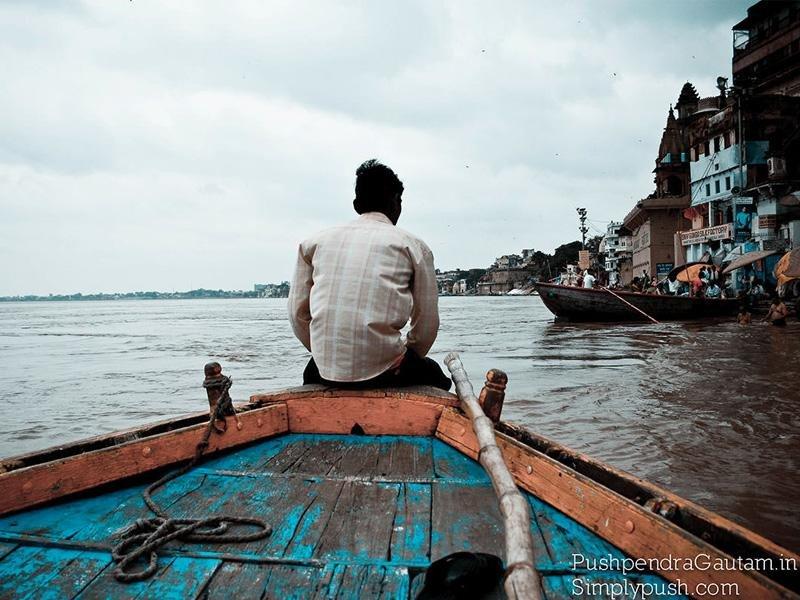 El destino desde el punto de vista del viajero.  Fuente: http://pushpendragautam.in/