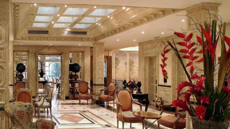 El hotel Orfila es el único Relais Chateaux de Madrid.