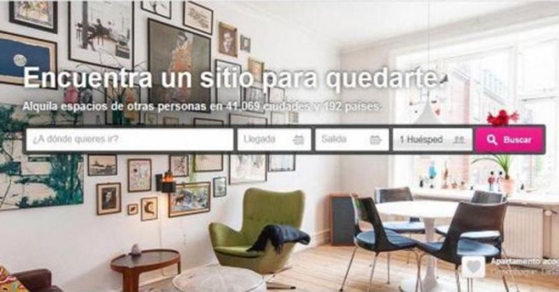 El número de viajeros que llegó a España en 2016 a través de Airbnb creció un 82% hasta los 5,4 millones