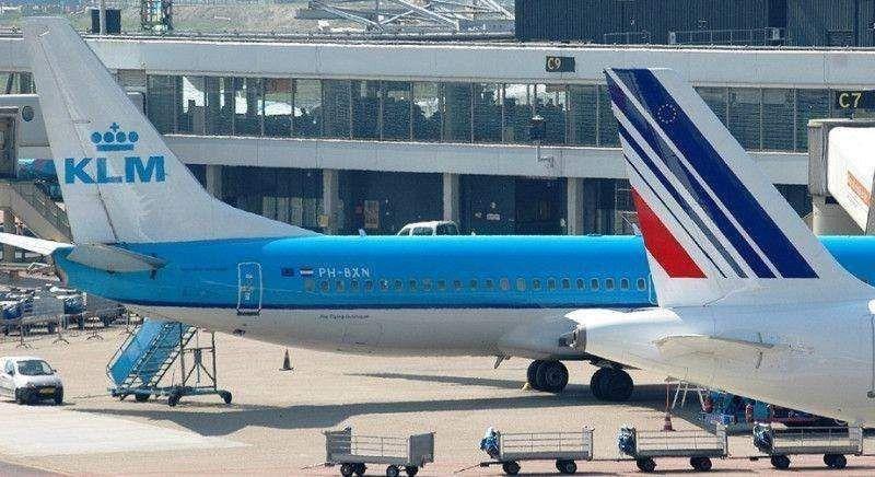 Air France-KLM casi sextuplica su beneficio hasta 792 M € en 2016