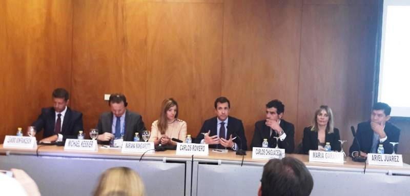 Mesa redonda en el marco del Congreso de la OMT sobre el Sistema de Inteligencia Turística.