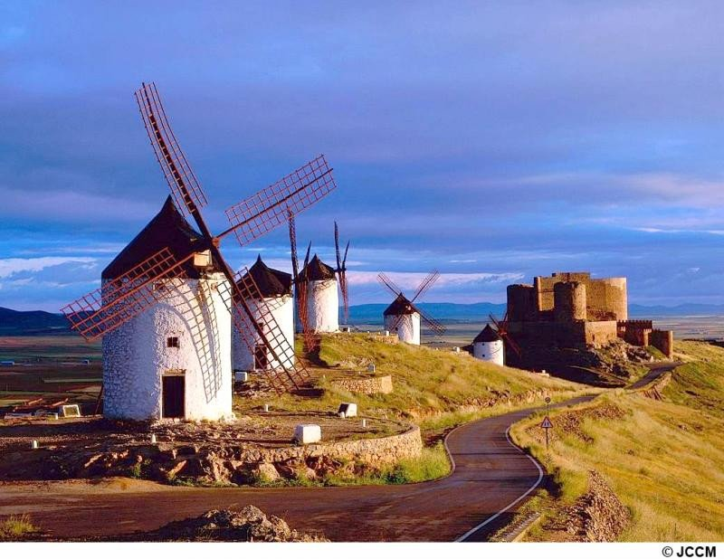 Castilla-La Mancha se propone ser escenario de producciones audiovisuales.