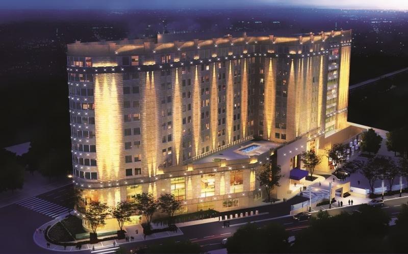 Steigenberger Hotel El Tahrir.