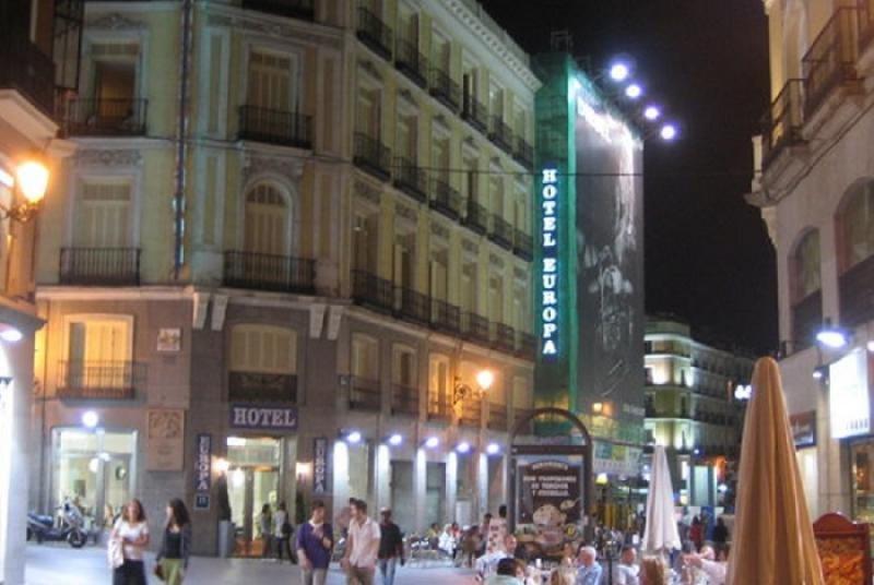 Madrid intenta impedir nuevos hoteles en el centro de la ciudad