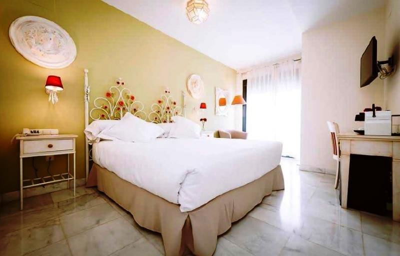 Hotel Doña Manuela, en Sevilla.