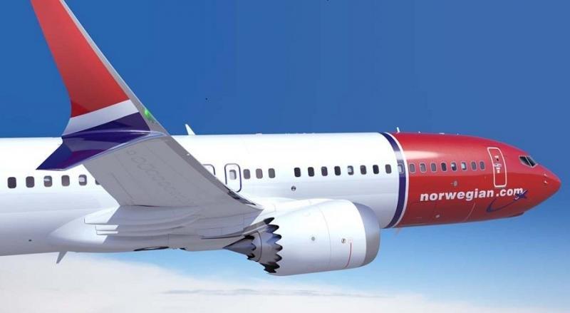 Norwegian lanza sus rutas a EEUU con su filial irlandesa tirando precios