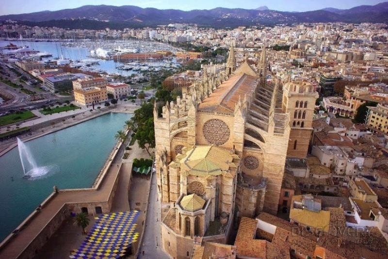 El RevPar de los hoteles de Palma crece por ocupación y no por precio