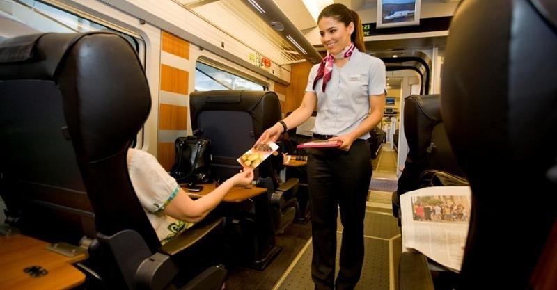 Ratifican huelga de servicio a bordo en los AVE-Larga Distancia
