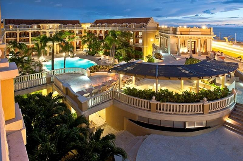 Sofitel Legend Santa Clara, en Cartagena, uno de los hoteles de lujo mas emblemáticos de la cadena Accor. Sofitel Legend Santa Clara, en Cartagena, uno de los hoteles de lujo mas emblemáticos de la cadena Accor.