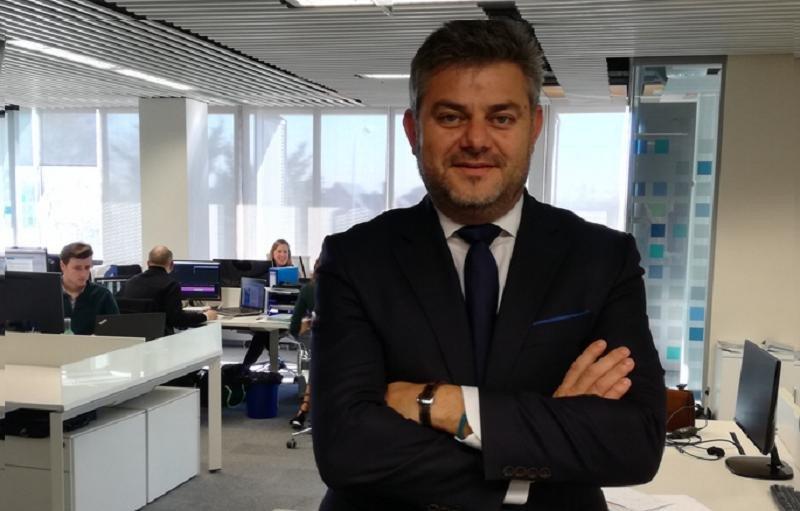Carlos Berrozpe, director general de Adh Hoteles