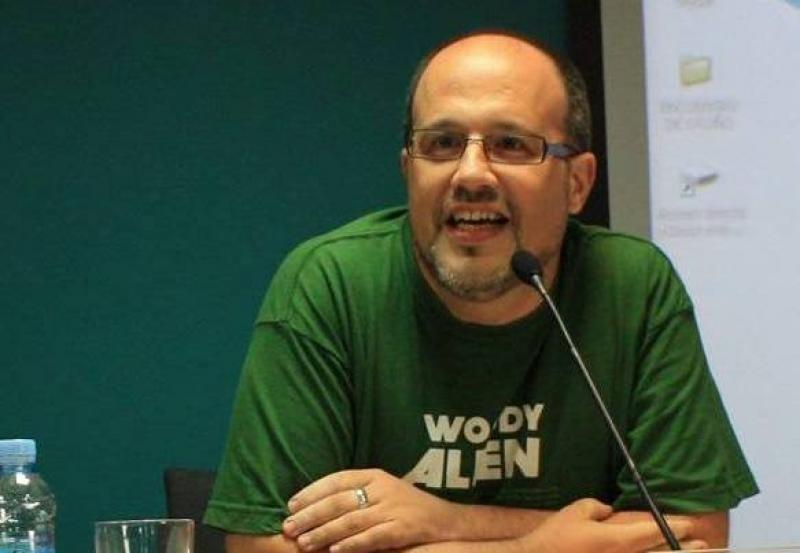 Luis Muiño, autor de varios libros sobre psicología.