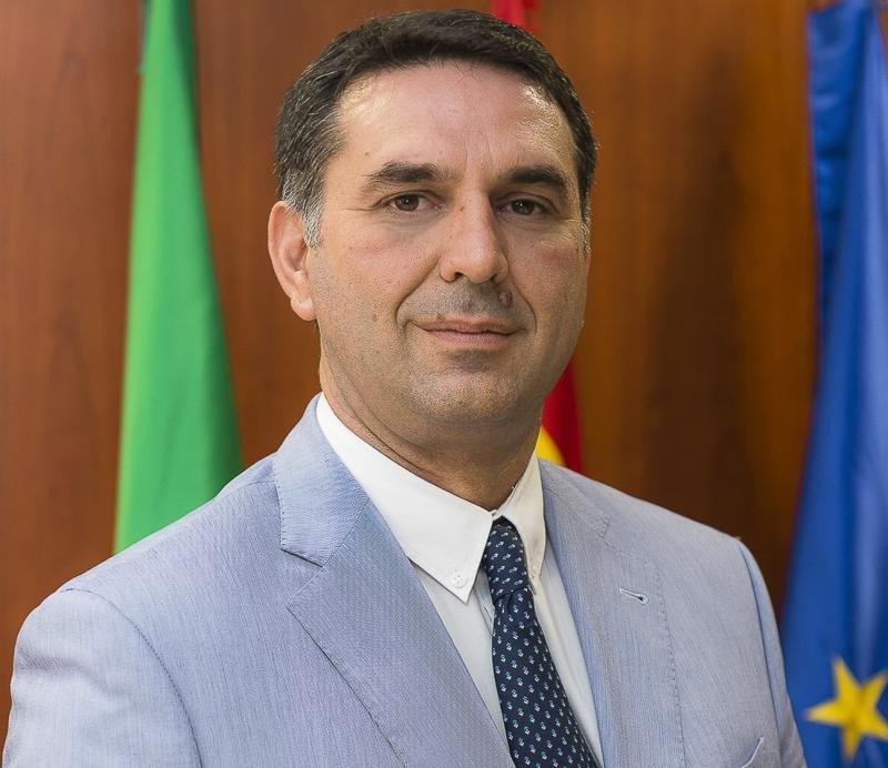 Francisco Javier Fernández, consejero de Turismo de Andalucía.