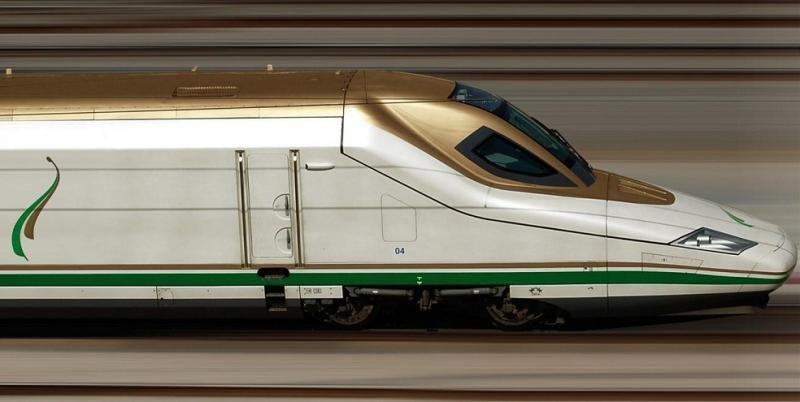 Trenes Talgo fabricados para le proyecto del AVE Medina-La Meca.