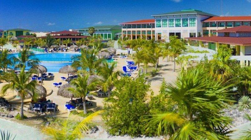 Hotel Iberostar Playa Blanca en Cayo Largo, Cuba.