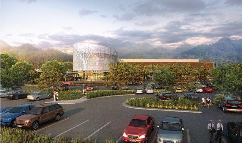Costa Rica construye centro de convenciones para 4.600 personas