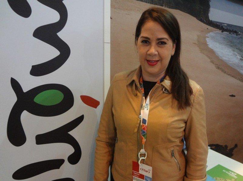 Carolina Briones, secretaria general de la Agencia de Promoción Turística de Centroamérica.