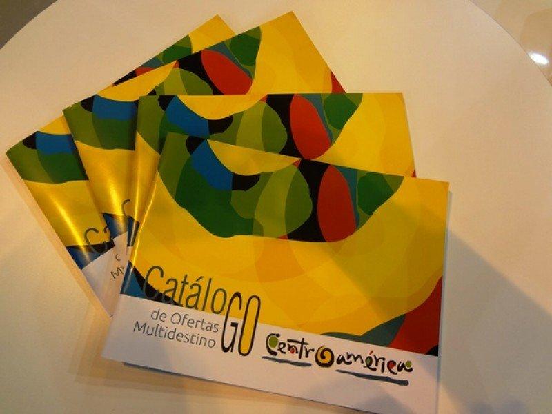El primer catálogo multidestino de Centroamérica fue lanzado en FITUR 2017.