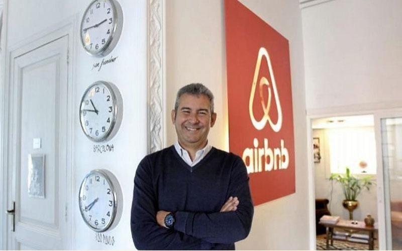 Arnaldo Muñoz, director general de Airbnb para España y Portugal.