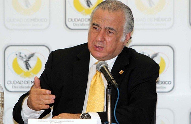 Miguel Torruco Marqués.