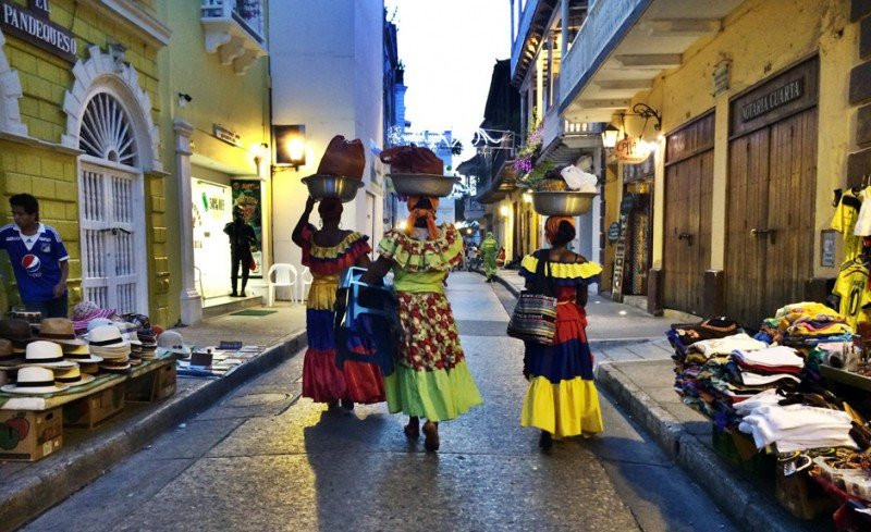 Cartagena estuvo entre los destinos nacionales más vendidos.
