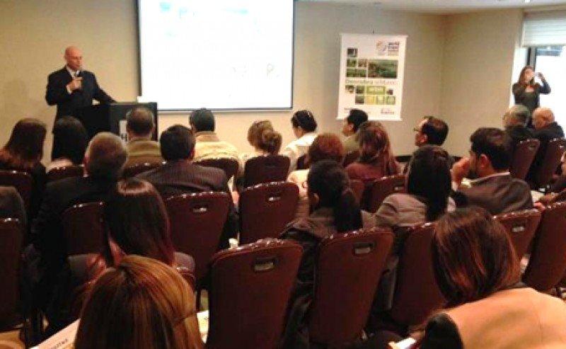 La acción promocional en Bogotá reunió 83 representantes del trade colombiano.