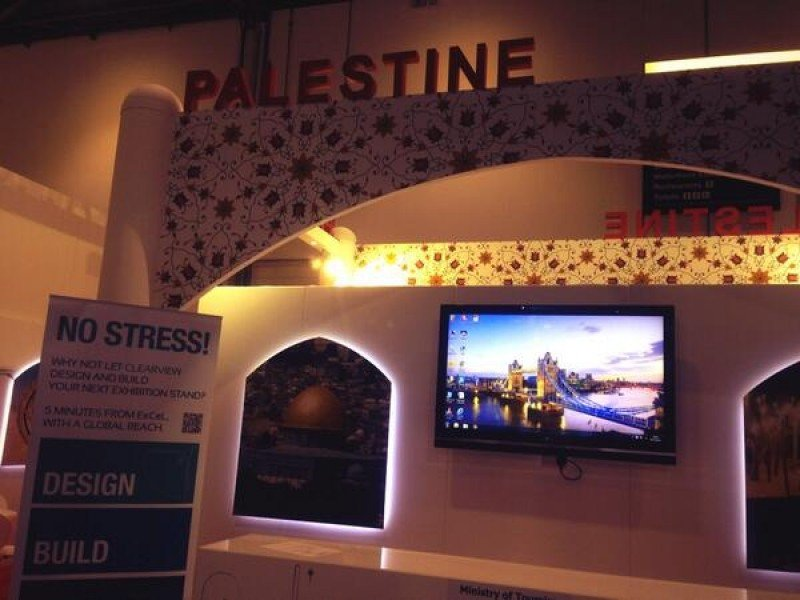Palestina expone en WTM Latin America por primera vez