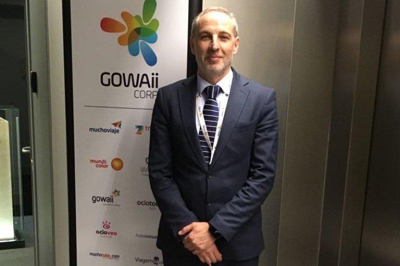 Carlos Ruiz es el nuevo director comercial de Gowaii para los mercados latinoamericanos,