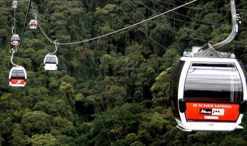 El teleférico a la ciudadela antigua de Kuélap será una de las principales incorporaciones de infraestructura turística este año en Perú.