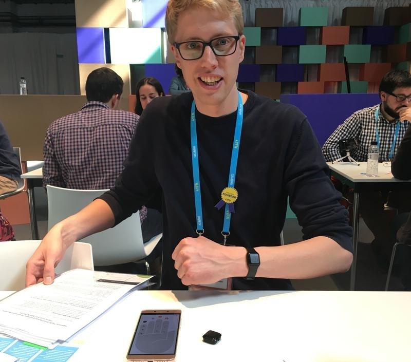Markus Sudhoff, CEO de Tapdo