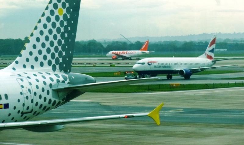 Moody's prevé una caída de la rentabilidad de las aerolíneas en Europa