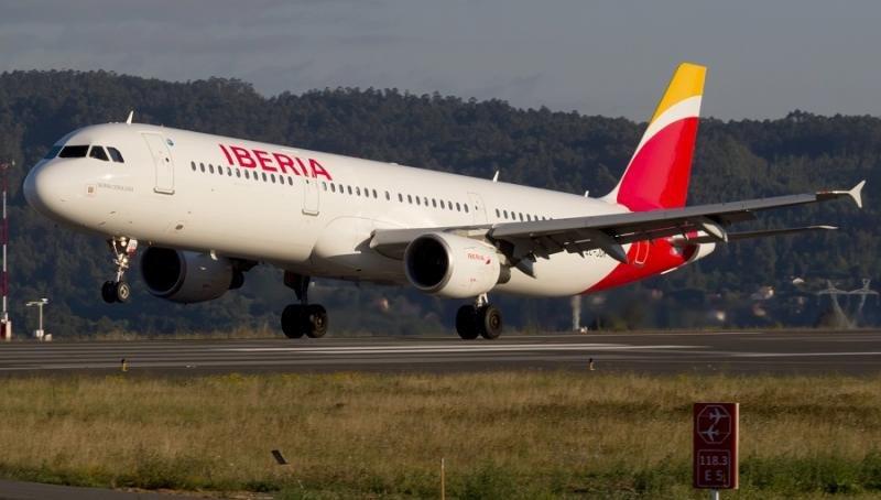 Iberia abrió en 2016 un importante número de rutas.