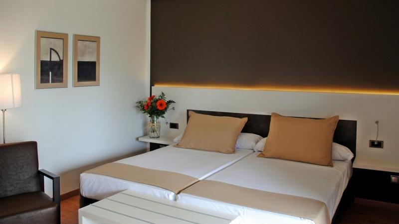 Sercotel asume la gestión del Gran Hotel Zurbarán de Badajoz