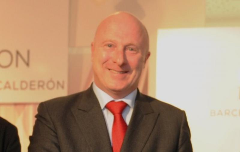 Hugo Rovira, director de la cadena hotelera NH para España y Portugal.