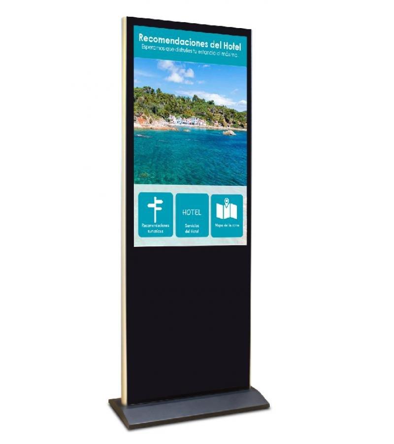 El conserje virtual de Coco Digital facilita información del hotel y del destino, liberando así a los recepcionistas de esa labor recurrente.