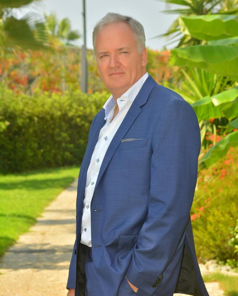 Björne Sandström, Chief Commercial Officer de Thomas Cook Group.
