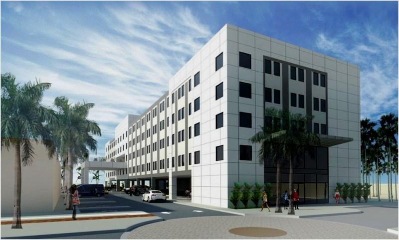 Rendering del nuevo proyecto en Miami.