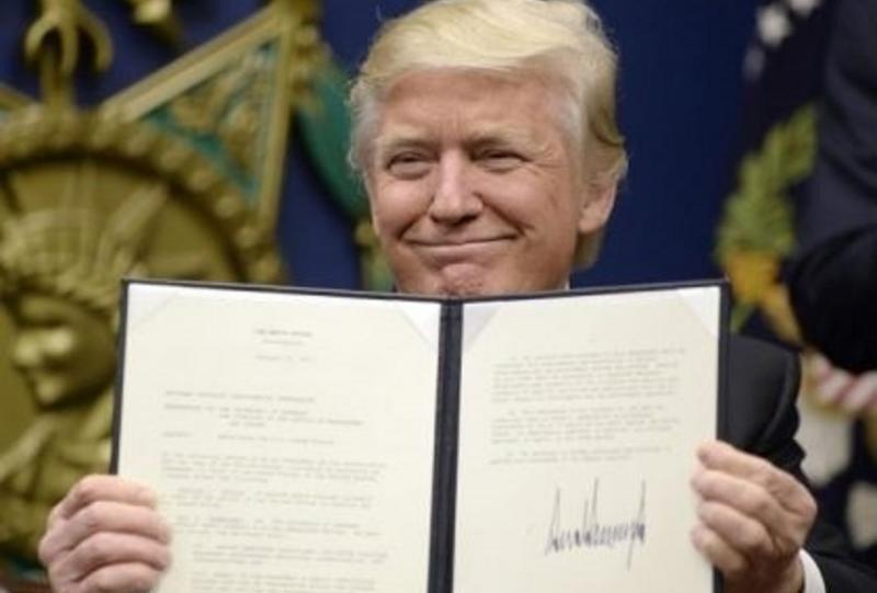 Trump firma una nueva orden ejecutiva que excluye a Irak del veto