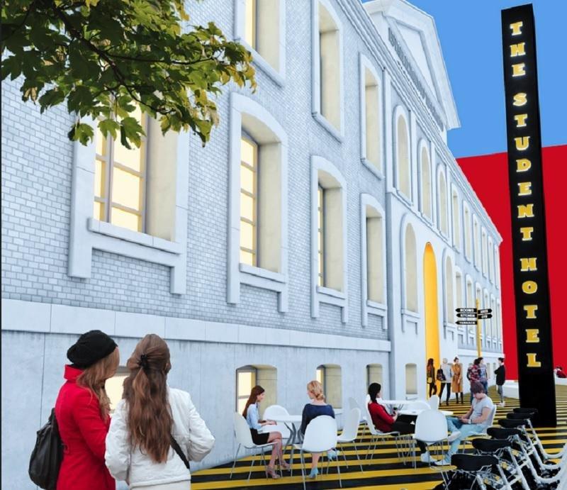 The Student Hotel abrirá un establecimiento de 300 habitaciones en Madrid