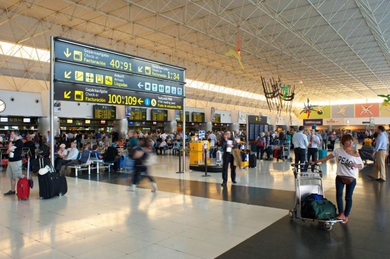 Aeropuerto de Las Palmas.