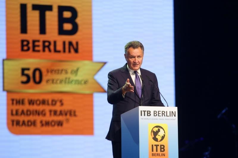 Michael Frenzel, presidente de la Federación Alemana del Turismo.