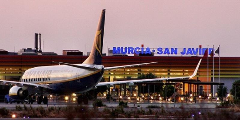 Aeropuerto de Murcia, elegido el mejor de Europa en su categoría