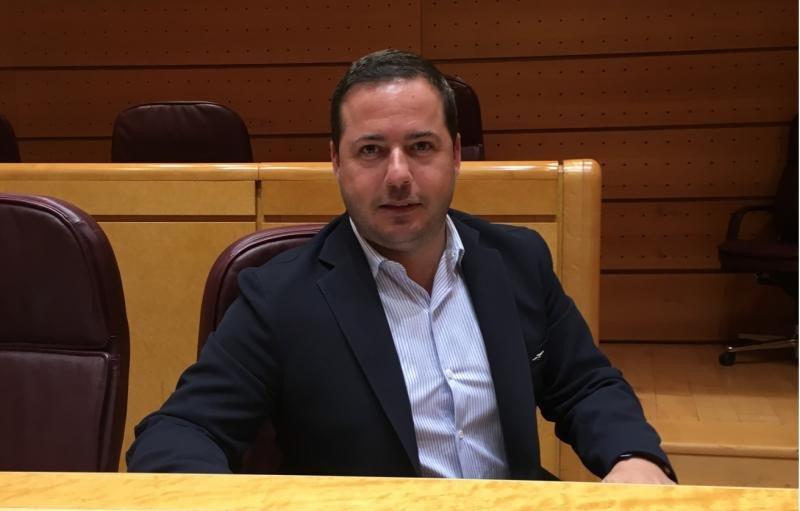 El portavoz de Turismo del Partido Popular en la Senado, Agustín Almodóbar.