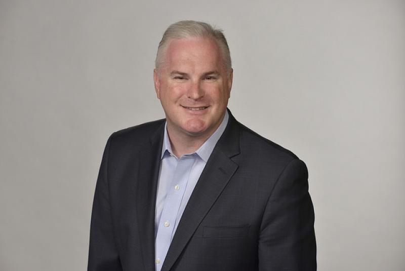 Kurt Ekert, presidente y director ejecutivo de Carlson Wagonlit Travel.