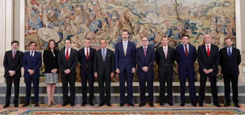 Iberia: 90 años reales (Foto: © Casa de SM el Rey).