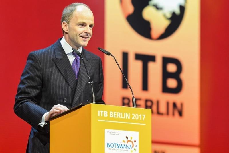 El consejero delegado de la organización ferial, Christian Göke.