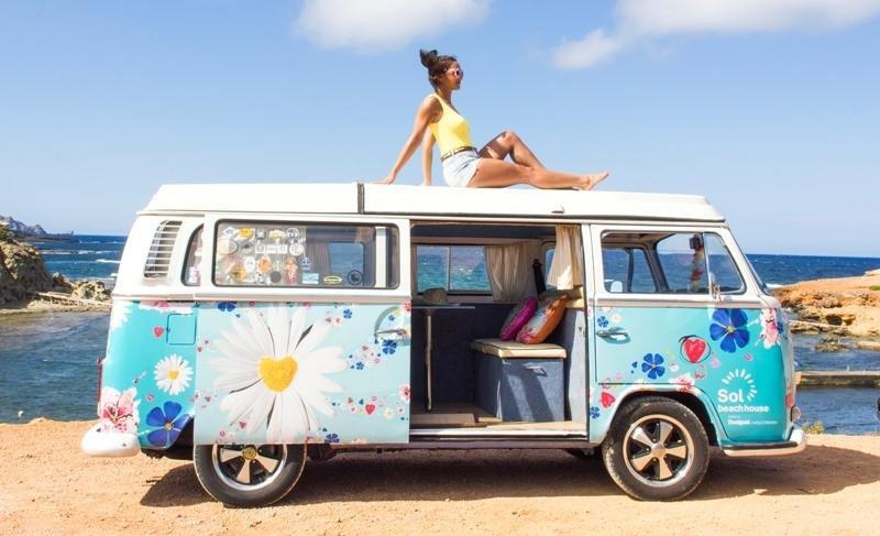 Sol Beach House ha creado la Campervan Suite.